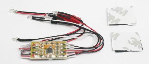 Gt Power Rc Model Mini-Z Rc Hobby Car Led Light Lighting System