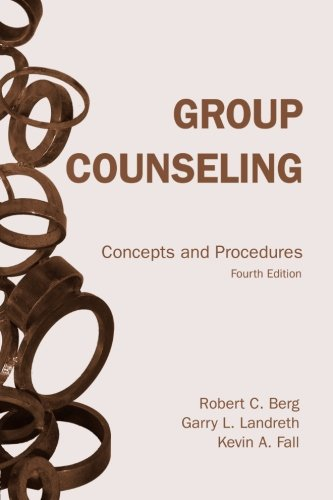 Group Counseling Textbook & Workbook Bundle: Group...
