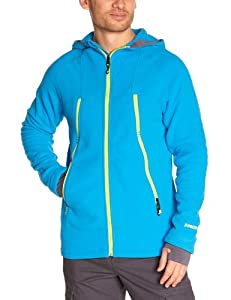Protest Paperbag Full Zip Hoody Sweat à capuche zippé homme Blue Magic FR : L (Taille Fabricant : L)