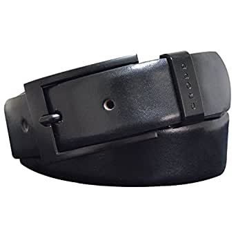 Discover an assortment of men's belts in various lengths that fit guys of all body types. Try wider casual models that feature intricate stitched details or bold buckles that could easy become a go-to statement piece. Belts & Suspenders Back to Men; Apply. Filter By clear all. Free Pick Up In Store Narrow by Color. Black. Brown. Multi.