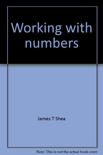 Working with numbers: Refresher book (Worktext)