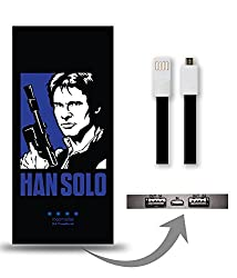 Iconic Han Solo - 8000 mAh Universal Power Bank