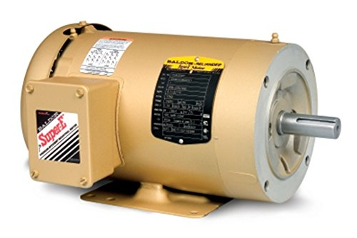 5Hp 3450Rpm 184Tc Frame 208-230/460 Volts Tefc (Rigid Base) Baldor Electric Motor # Cem3613T