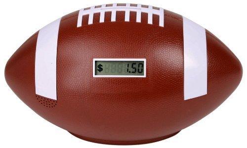 Totes Digital Football Coin Bank - 1