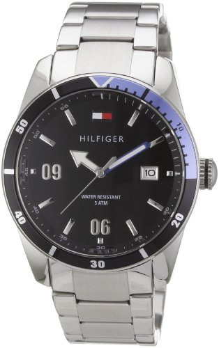 Tommy Hilfiger Herren-Armbanduhr Casual Sport Quarz Analog 1790778 thumbnail