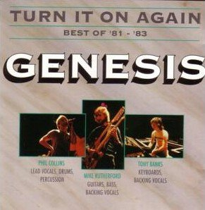 Genesis - Turn it on again-Best of 81-83 - Zortam Music