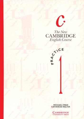 The New Cambridge English Course 1 Practice book: Practice Bk Level 1