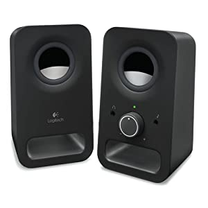 LOGITECH Z150 Speaker 2.0 Midnight Black