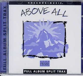 Above All - CD (Tracks)