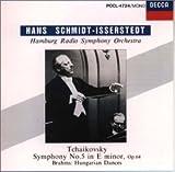 チャイコフスキー : 交響曲 第5番 ホ短調、Op.64