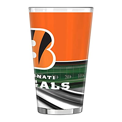 NFL Cincinnati Bengals Field Pint, 16-ounce