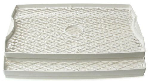 Set of 2 Drying Trays for Victorio Digital Food Dehydrator