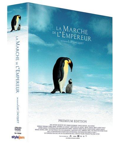 皇帝ペンギン プレミアム・エディション [DVD] 皇帝ペンギン プレミアム・エディション [D