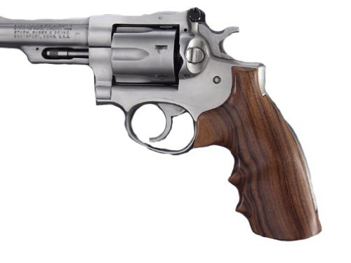Factory Ruger Firearms Security Six Wood Grips R18