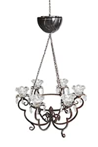 Exhart Anywhere Lighting Battery Operated Chandelier (Discontinued by Manufacturer)