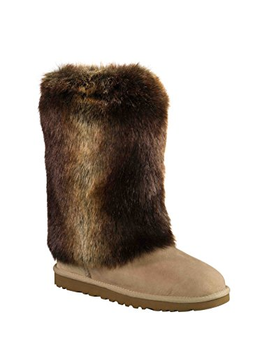 Faux Fur Boot Covers Leg Warmers