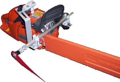 """Chainsaws Rule - Chainsaw Accessory Tool / Device For Measuring Firewood While You Cut. Great Dad Gift Idea! (Rule#2 6""""-30"""" Telescope)"""