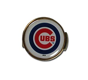 Chicago Cubs Hat Clip & Golf Ball Marker