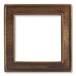 Square window frame