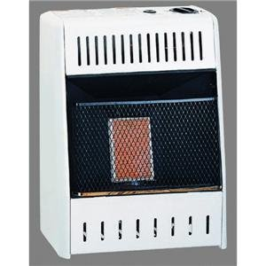 Kozy World KWN109, 6K BTU Natural Gas Infrared Wall Heater, Cream (Wall Heater Btu compare prices)