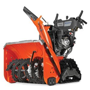 Husqvarna-30in-Electric-Start-Track-Drive-Snow-Thrower-414cc-Engine-Model-ST330T