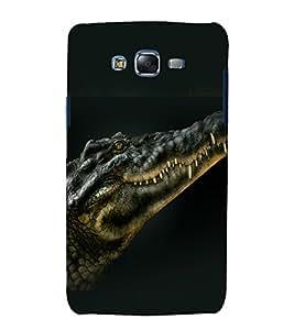 printtech Nature Reptile Crocodile Back Case Cover for Samsung Galaxy Core i8262 / Samsung Galaxy Core i8260
