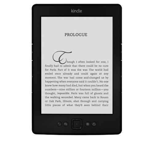 Kindle, 6&#8243; E Ink Display, Wi-Fi &#8211; for international shipment