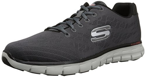 skechers-synergy-fine-tune-herren-sneakers-grau-ccbk-43-eu