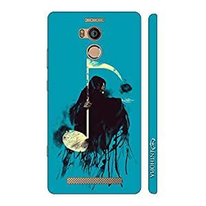 Enthopia Designer Hardshell Case Devils Tune Back Cover for Gionee Elife E8