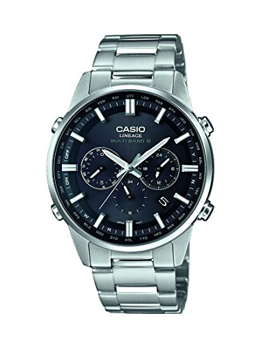 Casio Lineage Radio-Controlled Solar Mens Watch LIW-M700D-1AER
