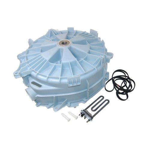 GENUINE INDESIT Washing Machine Drum Rear Assembly 7kg