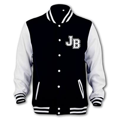 Girl's JB Girlfriend Varsity College Jacket