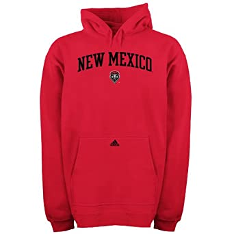 NCAA New Mexico Lobos Big Game Day Hoodie by adidas