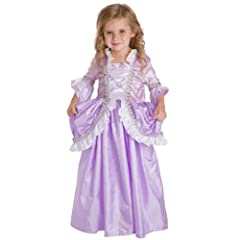 Rapunzel Princess Dress Up Costume