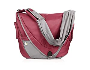 Go GaGa Messenger Bag - Cayenne