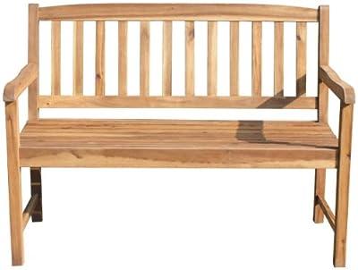 Bank 2-Sitzer Santiago, Akazie Brema 912 von BREMA auf Gartenmöbel von Du und Dein Garten