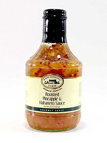Robert Rothschild Pineapple Coconut Mango Tequila Sauce, 38.5 Oz (Pineapple Habanero Sauce compare prices)