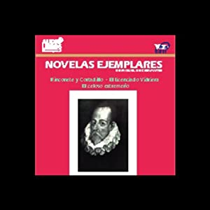 Novelas Ejemplares [Exemplary Novels] Audiobook