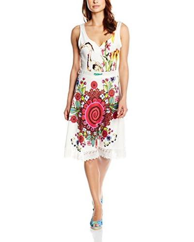 Desigual Dress Vest_Bibi, 1020 Hielo, L
