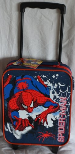 Spiderman Koffer Trolley Kinderkoffer 2012 32