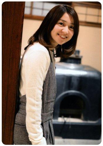 AKB48 B5 下敷き [大島優子] 桜Ver.