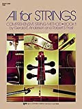79 SB - All For Strings Book 2: String Bass (0849732387) by Robert Frost