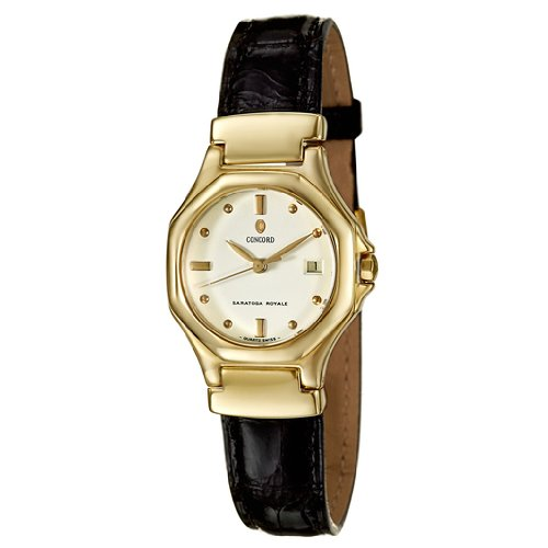 Concord Saratoga Royale Women's Quartz Watch 0301257