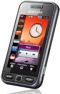 Samsung S5230 Tocco Lite Sim Free Mobile Phone - Black