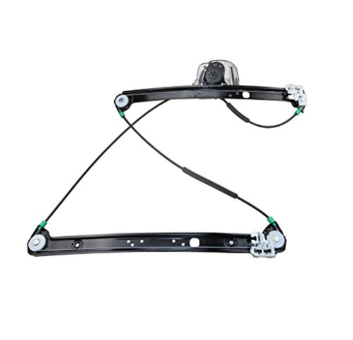 A-Premium Power Window Regulator Without Motor for BMW X5 E53 2000-2006 Front Right Passenger Side (X5 Window Regulator compare prices)