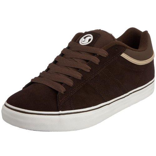 DVS Shoes Men's Berra3 CT SP2 Skateboarding Shoe Brown 4 UK