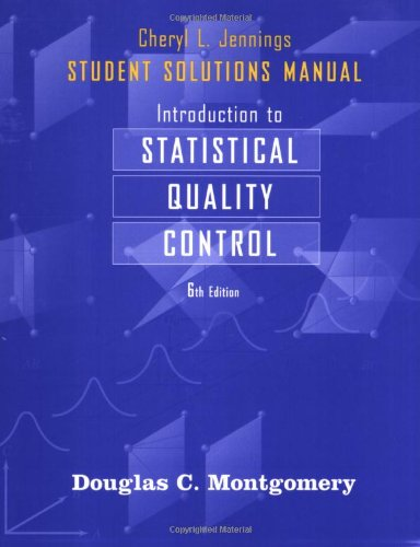 Student Solutions Manual to accompany Introduction to...