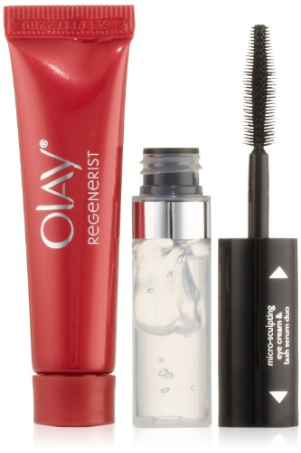 Olay Regenerist Micro-Sculpting Eye Cream And Lash Serum Duo 1 Kit, 0.51 Ounce