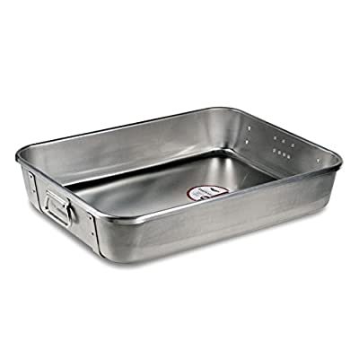 Vollrath Wear-Ever 10-Gauge Roasting Pan Top with Straps