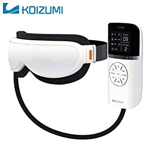コイズミ 目もとケア(ホワイト)KOIZUMI エアーマスク KRX4000W